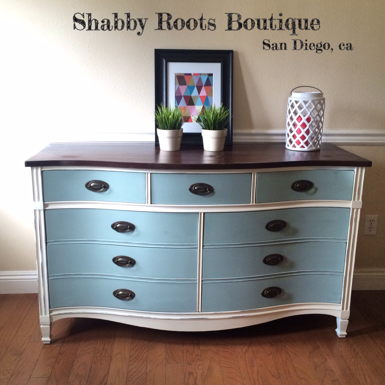 Shabby Chic Furniture Painting Wood